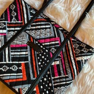 Vera Bradley Quilted tote